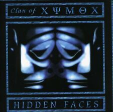 Hidden Faces - Clan Of Xymox (2010, CD NEUF)