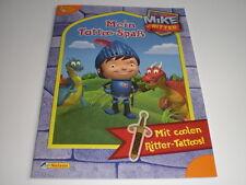 """Mike der Ritter """"Mein Tattoo-Spaß"""" - Spielbuch mit Ritter-Tattoos - Toggolino"""