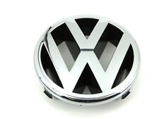 Genuine New VW VOLKSWAGEN GRILLE BADGE Front Emblem For Touran 2003-2006 TDI 16V