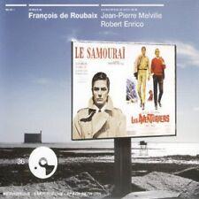 François de Roubaix - Le Samourai / Les Aventuriers / O.S.T. [New CD]