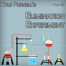 Elimination Experiment (Gimmicks and Online Instructions) by Kyle Purnell