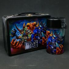 Blizzard Collectible Metal Lunch Box Blizz Con Diablo Warcraft Starcraft 2009
