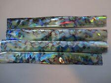 4 Rod Building Wrapping Jig Skinz Rod Wrapz Abalone Water shrink wrap JZRWABY-50