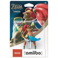 Urbosa amiibo: Breath of The Wild - Legend of Zelda [Nintendo Switch, U & 3DS]