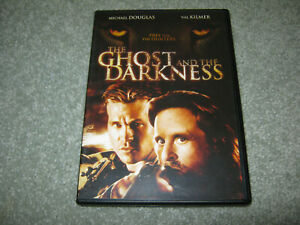 The Ghost and the Darkness - Michael Douglas - VGC - DVD - R1
