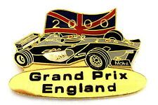 Auto pin/Pins-Mercedes Benz/Grand Prix England 2000 [2220a]