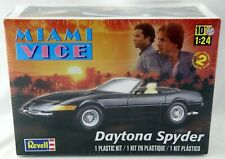1/24 Revell - Miami Vice Daytona Spyder - Plastic Model Kit