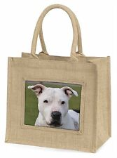 American Staffordshire Bull Terrier Dog Large Natural Jute Shopping , AD-SBT5BLN