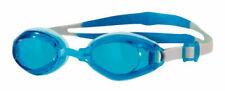 Zoggs Endura Fitness Swimming Goggles Black/Blue-Grey