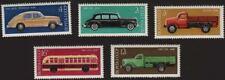 Russia USSR 1976 SC 4440-4444 MNH cars . si1382
