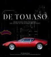 DETOMASO DE TOMASO BOOK PANTERA POZZI