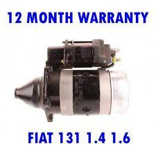 FIAT 131 1.4 1.6 1974 1975 1976 1977 1978 1979 1980 - 1984 RMFD STARTER MOTOR