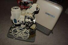 Vintage Bell & Howell Diplomat 16mm Film Projector Design 173 Model B w/Case