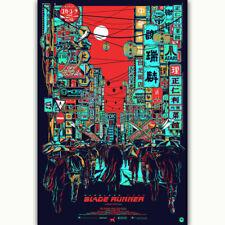 W349 Art 2017 Blade Runner 2049 Harrison Ford Movie Poster -24x36
