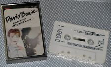 Cassette Audio David Bowie - Scary Monsters - K7
