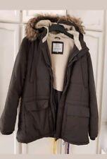 Para Hombre Abrigo Chaqueta de invierno por George Talla 2XL