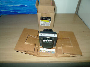 GENERAL ELECTRIC 9T58R0046 CORE & COIL TRANSFORMER 60Hz NEW