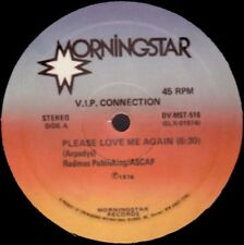 V.I.P. Connection ‎– Please Love Me Again : Morningstar Records