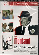 "DVD - ""Le Grand Escogriffe"" Yves Montand  NEUF SOUS BLISTER"