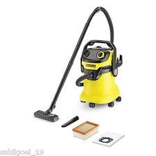 Karcher WD5 WD 5 MV5 wet and dry vacuum cleaner 1800 watt power best in class