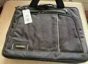 730791208216 Notebook Computer Bag Brenthaven Prostyle II Briefcase Black SC XF