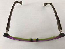 Face In Face Eyeglass Frame Hand Made In France