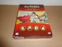 InuYasha - The Movie: Box Set (DVD, 2007, 4-Disc Set) Anime R1