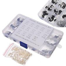 70pcs 14 Value L7805 L7915 Lm317 Transistor Kit Set Voltage Regulator Caps C