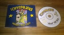 CD Punk Offspring - Want You Bad (1 Song) Promo SONY MUSIC sc