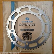 """NOS? Shimano 1st Gen DURA-ACE 51T TRACK Chainring 1/8"""" 151BCD NJS Fit Campagnolo"""