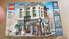 Lego Creator Expert Steine-Bank(10251) Brick Bank - Neu und versiegelt in OVP!