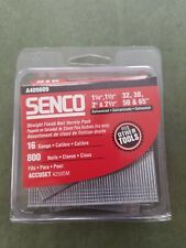 Straight Finish Nail Variety Pack by Senco