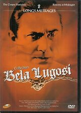 DVD ZONE 2 / 2 FILMS--THE CORPSE VANISHES & BOWERY AT MIDNIGHT--BELA LUGOSI