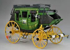 1/16 Franklin Mint 1886 Wells Fargo Overland Stagecoach Diecast Model
