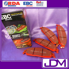 EBC Redstuff Front Brake Pads Chrysler 300C SRT-8, 6.1L
