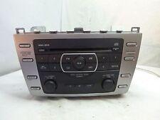 09 10 11 Mazda 6 Radio Cd Mp3 Player GS3R669R0 KHB2004
