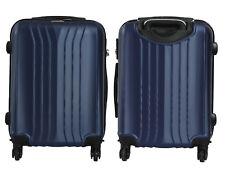 Maleta pequeña de cabina rígida de 4 ruedas 55X40X20 equipaje de mano mod 3