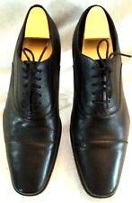 Gordon Rush Men's Black Oxford Leather Shoe Sz 13 #100998