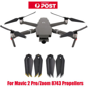 For DJI Mavic 2 Pro/Zoom 8743 Propellers Low Noise Blades Foldable Quiet Props