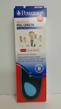 Powerstep Protech Full Length Insoles - Orthotics Professional Grade