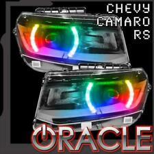 2014-2015 Chevy Camaro Oracle Lighting SMD ColorSHIFT Halo Kit for Headlights