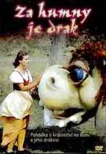 Za humny je drak DVD paper sleeve beautiful Czech fairy-tale 1982