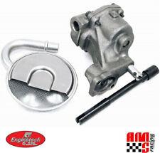Stock Oil Pump w/ Pickup Screen & HD Drive for Chevrolet SBC 283 305 327 350 400