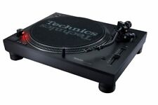 Pair Technics SL 1210 Mk7 Record Player Traction Live