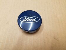 Ford OEM Edge Escape Fiesta Focus Fusion Blue Center Cap Hub Cover 6M21-1003-AA