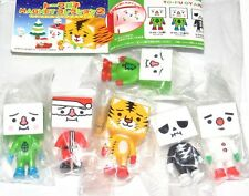Bandai To-Fu To Fu Oyako magnet Collection Part 2 Mini Figure Set of 6