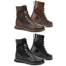 100% Leather Water Resistant All Motorcycle Boots