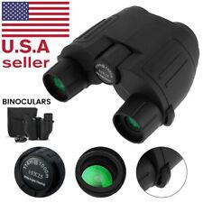 10x25 Day/Night Military Zoom Powerful Binoculars Optics Hunting Camping + Case