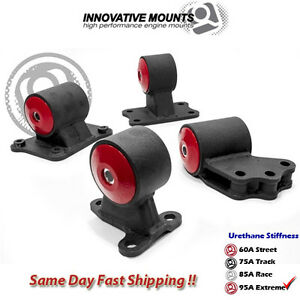 Innovative Replacement Mount Kit 1991-1999 for Mitsubishi GTO/3000 GT 79950-95A