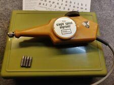 Burgess Powerline Single Speed Industrial Engraver, Model 172, power tools ltd